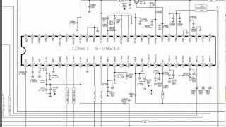Televisor LG modelo 21FU1RLG sem áudio ( mudo )