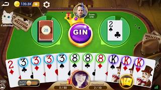 GinRummy Game Video