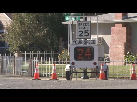West Sacramento neighbors use app to crack down on speeders