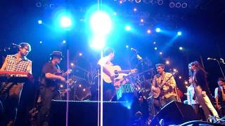 Mumford & Sons - Lady Of The River (w/ Cadillac Sky & King Charles) @ T5 NYC 11.16.10