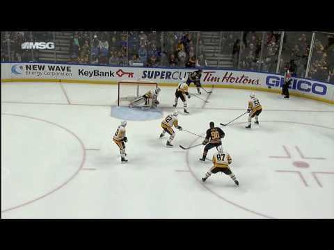 Crosby plays 'dirty pool' spearing O'Reilly in groin, from behind