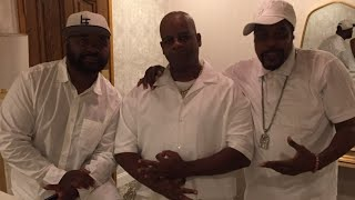 Smooth B From Rap Group Nice & Smooth Full Interview W Igod & Hassan Campbell