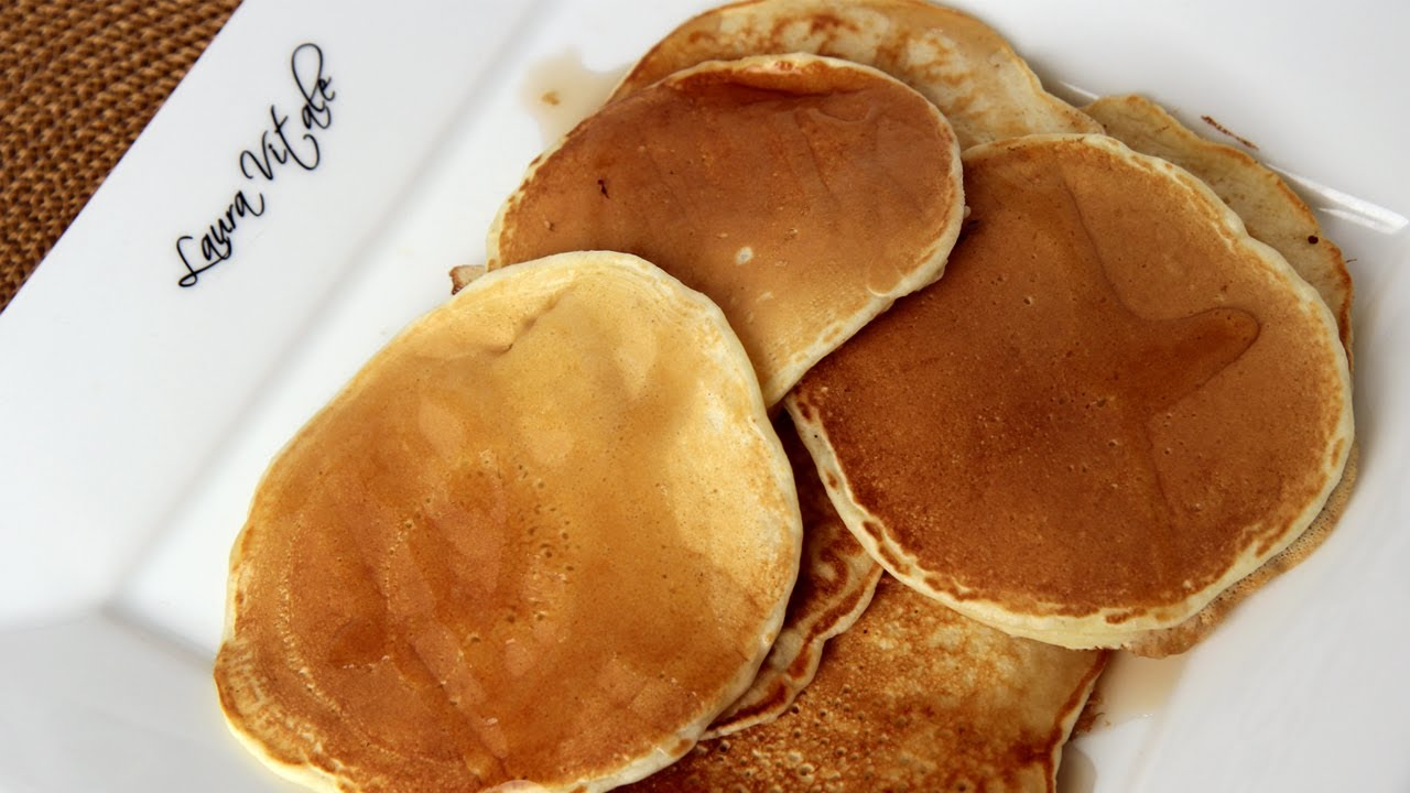 Pancake Recipe Laura In The Kitchen