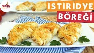 Patatesli Mantarlı İstiridye Böreği - Börek Tarifi - Nefis Yemek Tarifleri