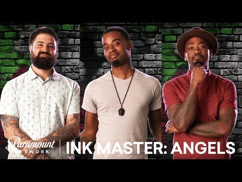 Angels in Hotlanta: Elimination Tattoo - Sneak Peek | Ink Master: Angels (Season 1)