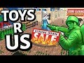 TOYS R US is closing ! Army Men of War- Season 2 - Episode One