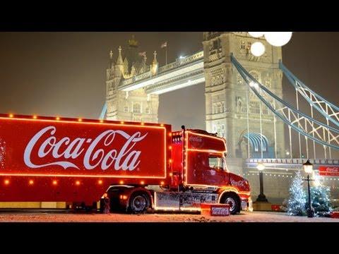 coca cola christmas commercial 2014 - Coca Cola Christmas Commercial