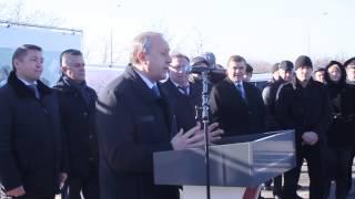 "Валерий Радаев открыл новый участок трассы ""Саратов-Сызрань-Волгоград"""