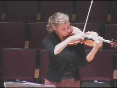 November 6, 2003, Monterrey, Cleveland Institute of Music