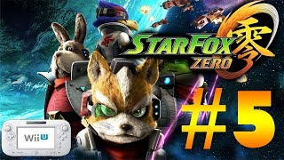 STAR FOX ZERO w/ UDJ &TheNSCL - Episode 5: Malicious Missiles