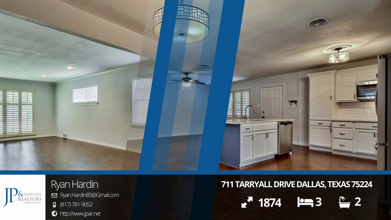 711 tarryall drive dallas texas 75224 jp associates realtors