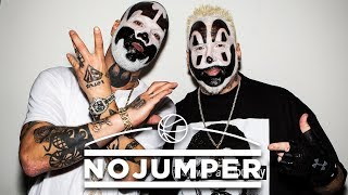 The Insane Clown Posse Interview