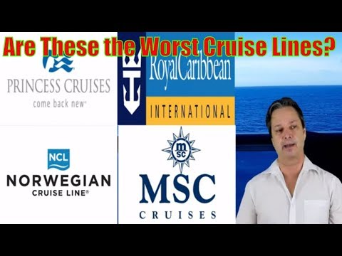 Survey Ranks Best And Worst Cruise Lines