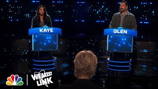 Host Jane Lynch Leads the Final Two Contestants as They Battle for $80,500 - Weakest Link