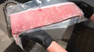 Thawing Instruction for Vacขumed Pack Super Frozen Product