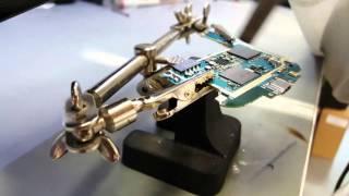 видео Чип UFS 2.0 в Самсунг Галакси С6 обладает высокопроизводительным доступом к памяти