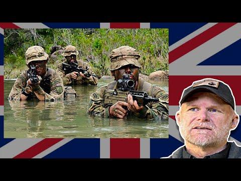 Royal Marine Training seen through the EYES of a US Marine