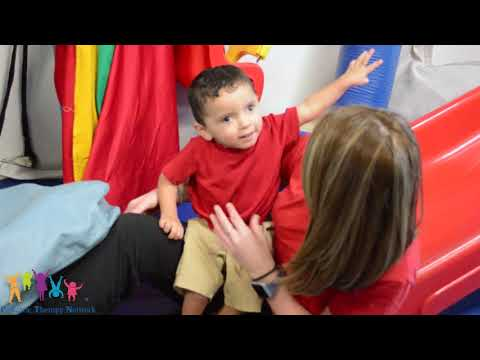 Occupational Therapy Services At Pediatric Therapy Network