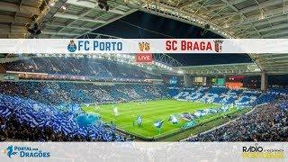 Relato do FC Porto vs SC Braga