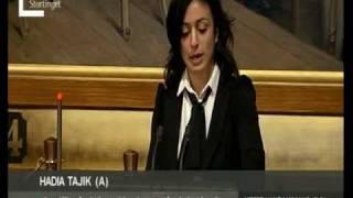 Hadia Tajik: Ting vi kan lære av historien om Niels Henrik Abel