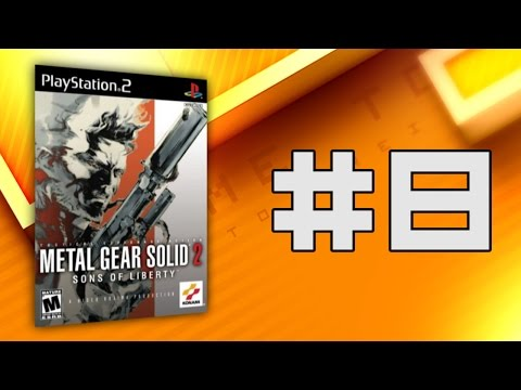 Happy Birthday! - Metal Gear Solid 2 #08 - Time to Drei