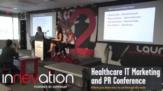 Paid vs Earned Media Panel with Shahid Shah,Marcy Fleisher, Jodi Amendola, Kate Ottavio