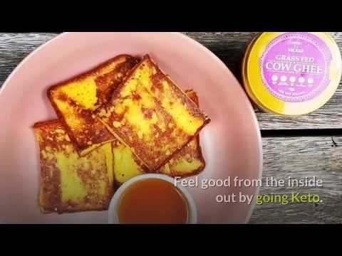 Milkio's grass-fed ghee goodness makes cooking easy