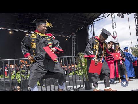 VIDEO: Clark Atlanta University 2018 commencement