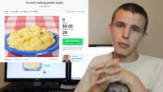 Kickstarter Crap - Potato Salad & Potato Salad Clones