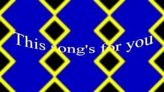 Big Time Rush Song For You - Chipmunk Version Music Lyrics [HD]