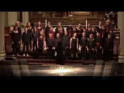 Ukrainian Bell Carol performed  Geelong Youth Choir Cantore Choir