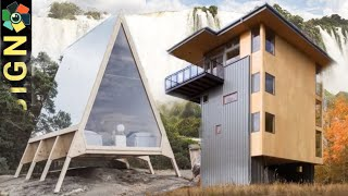 15 Inspiring Home Designs | Green Homes | Sustainable
