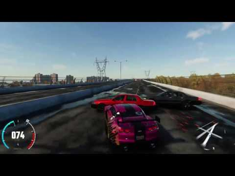 The Crew Speed Challenge Maine to Mexican Border (Trust the freeways)