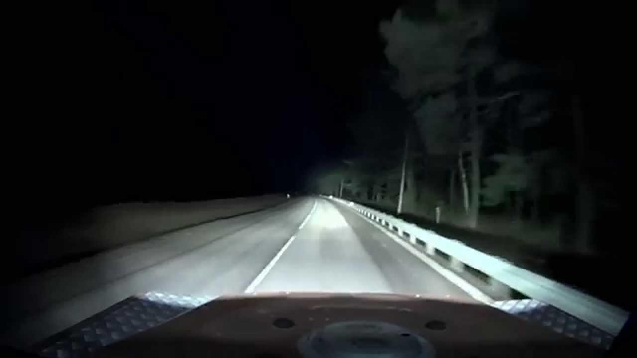 4 189 Inch 25w Luminus Led Cannon Lights Youtube