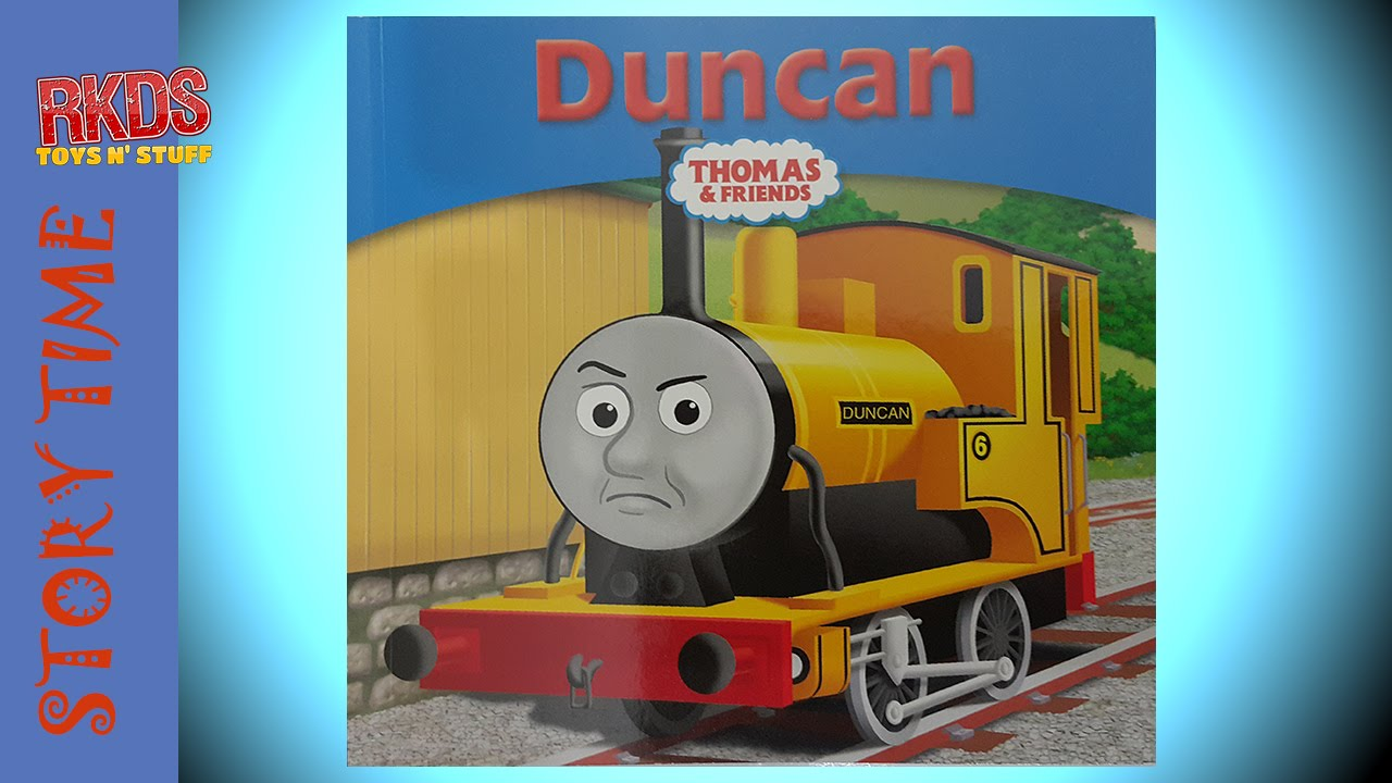 My Thomas Story Library Book 18 Duncan Read Out Loud