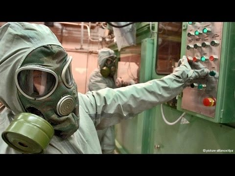 Syrian Chemical Weapons Removed & Destroyed By UN