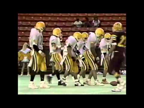 1989 Mililani VS Castle in Aloha Stadium