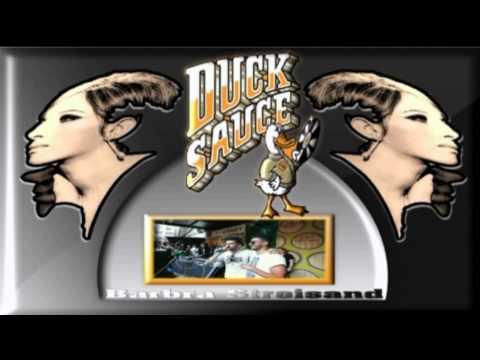 Duck Sauce - Barbra Streisand - Video--!!!