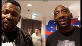 'POVETKIN NEEDS TO TRY AND TAKE ANTHONY JOSHUA OUT EARLY' - CLIFTON MITCHELL & JOHNNY NELSON