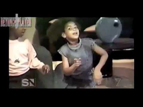 Beyonce singing at age 6