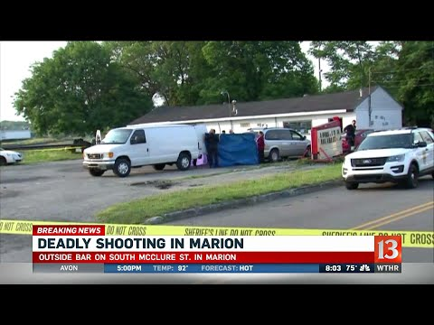 Roger Randolph killed in Marion shooting