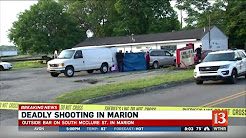 Roger Randolph killed in Marion shooting