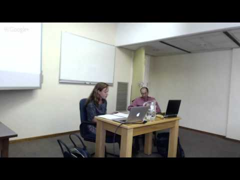"""Dr. Lindsey Reynolds: """"(Re)producing community in surveillance sites in South Africa"""""""