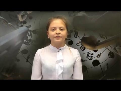 Изображение предпросмотра прочтения – ЕкатеринаГунденкова читает произведение «Я спою тебе, родной» Л.Шмидт