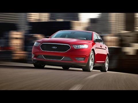 Test Drive #78 - 2014 Ford Taurus SHO - YouTube
