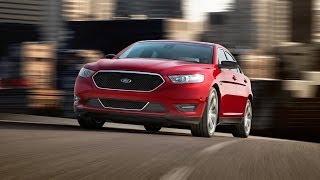 Test Drive #78 - 2014 Ford Taurus SHO