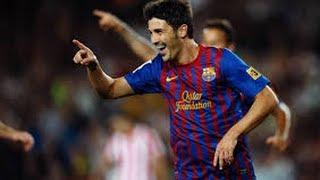 Video David Villa - Skills - Barcelona download MP3, 3GP, MP4, WEBM, AVI, FLV Maret 2018