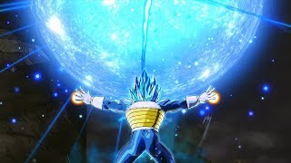 Evolved Final Flash Overpower All Attacks?! - Dragon Ball Xenoverse 2
