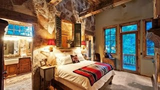 видео Спальня в деревянном доме