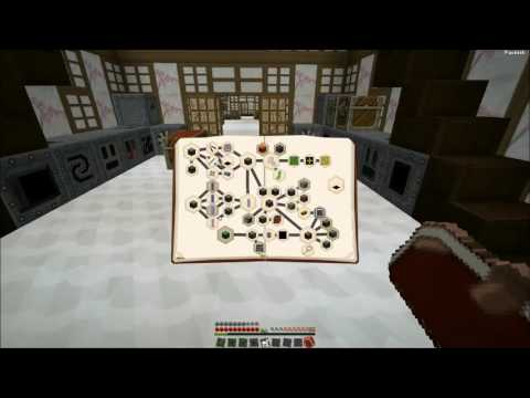 Minecraft Infitech 2 Lp Ep 22: Starting on the Electric Blast Furnace